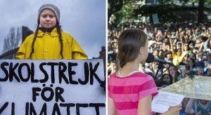 Clima, allarme ridotto. Come torna Greta in Svezia: vela o jet?