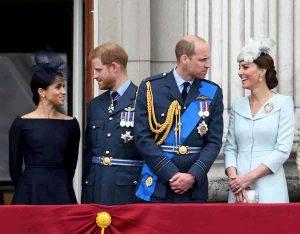 """I principi Harry e William si """"separano"""". Il piccolo: """"Noi su strade diserte"""""""
