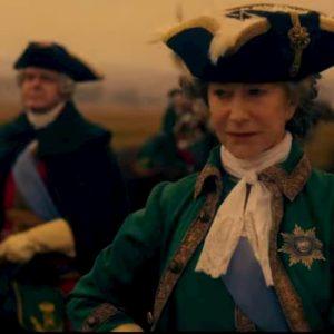 Caterina la Grande, la miniserie sulla imperatrice russa interpretata da Helen Mirren