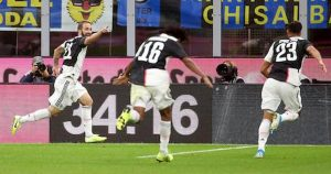 Higuain gol Inter allenamento video youtube Juventus schemi sarri