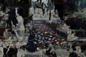 Hong Kong, la polizia cinese spara ad altezza uomo
