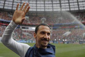 Zlatan Ibrahimovic, Ansa