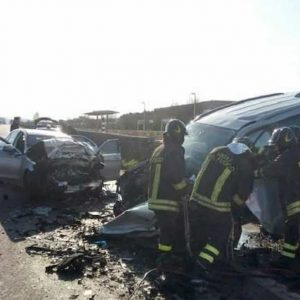 Marsala: incidente con scontro frontale tra le contrade Conca e Rakalia, muore Salvatore Nuccio