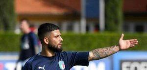 Insigne Genk Napoli motivi esclusione tribuna punitiva