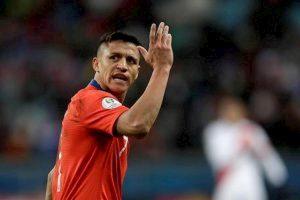 Inter Alexis Sanchez infortunio Nazionale Cile ecco cosa si è fatto