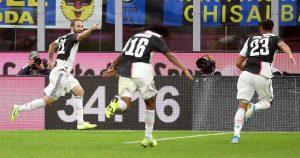 Inter Juventus 1 2 gol higuain
