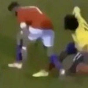 Inter tifosi Cuadrado Sanchez ce lo hai rotto siamo furiosi