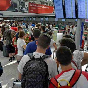 Migranti italiani all'estero: 128.500 nel solo anno 2018