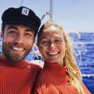 James Middleton sposa Alizee Thevenet: l'annuncio Instagram del fratello di Kate e Pippa
