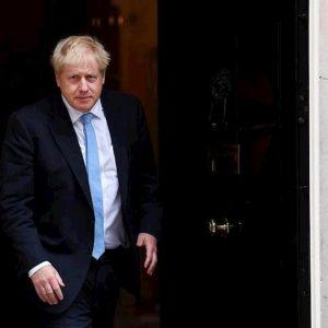 Il premier britannico Boris Johnson (Ansa)