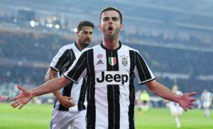 Juventus Pjanic Sarri gioco divertente aggrediamo sempre avversario