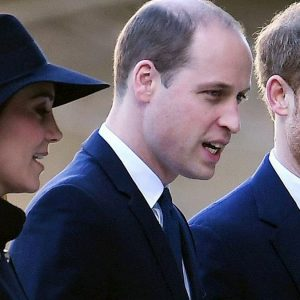 William e Harry, fratelli contro