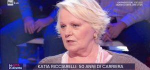 """La Vita in Diretta, Katia Ricciarelli e la pace con Pippo Baudo: """"Dovevamo smetterla..."""""""