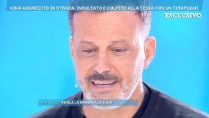 """Domenica Live, Kikò Nalli: """"Alcuni ragazzi mi hanno aggredito, poi con un tirapugni..."""""""