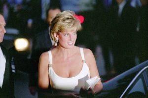 Lady Diana madre poco buono