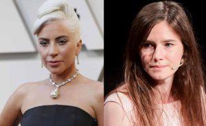 """Lady Gaga si sfoga: """"La fama è una prigione"""". Amanda Knox la bacchetta"""