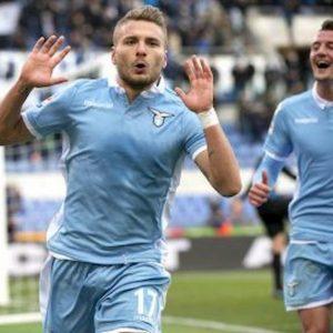 Lazio Atalanta 3 3 gol Immobile Muriel Correa Gomez risultato