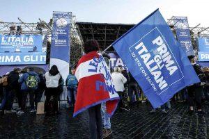 Manifestazione Lega sabato 19 ottobre: come muoversi a Roma