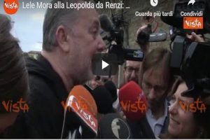 Lele Mora, video Vista