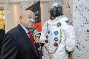 Alexei Leonov cosmonauta russo morto