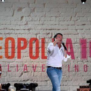 Leopolda, Matteo Renzi