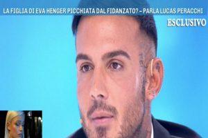 Lucas Peracchi, Domenica Live
