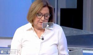 """Lucia Annunziata si commuove per Hevrin Khalaf: """"Scusate questa storia dei curdi è insopportabile"""""""