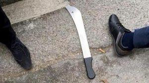 Novara, uomo armato di machete in fuga: ricerche in corso