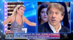 Live Non è la D'Urso, Marco Columbro litiga con Barbara D'Urso. La conduttrice...