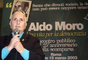 """Federica Saraceni, la figlia di Aldo Moro: """"Perché Stato premia brigatisti e punisce vittime del terrorismo?"""""""