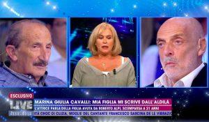 """Live Non è la D'Urso, Marina Giulia Cavalli e la scrittura automatica: """"Così parlo con mia figlia morta"""""""