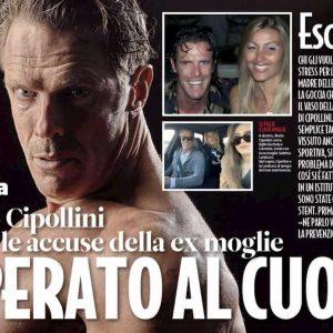"""Mario Cipollini operato al cuore. Novella 2000: """"Dopo le accuse della ex moglie..."""""""