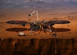 Marte sonda registra terremoti nasa