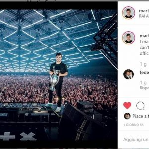Martin Garrix Euro 2020 video YouTube cantante ufficiale competizione