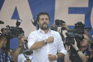 """Matteo Salvini sindaco di Roma? """"No"""". Il vero sogno è Milano..."""