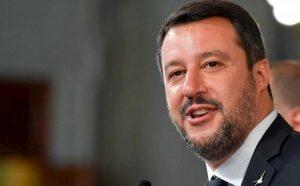 Matteo Salvini Ansa