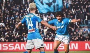 Mertens Maradona foto Instagram per celebrare record di gol con Napoli