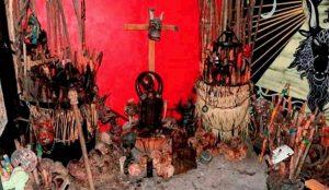riti satanici in messico