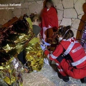 Migranti: 81 sbarcati in Salento, 15 in Sardegna