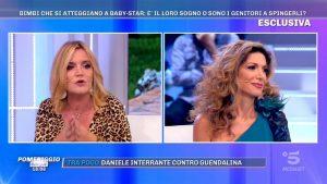 """Pomeriggio 5, lite tra Maria Monsè e Patrizia Groppelli. Barbara D'Urso interviene: """"Bambine, fate le brave"""""""