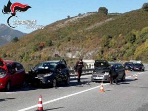 Montemarano, si fermano a soccorrere auto in panne. Carmine Molisse e Antonio De Feo travolti e uccisi