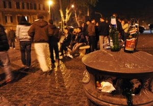 Firenze: gare di streap tease a via de Pucci