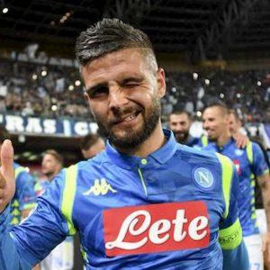 Napoli Insigne Ancelotti allenato male poco brillante è un caso