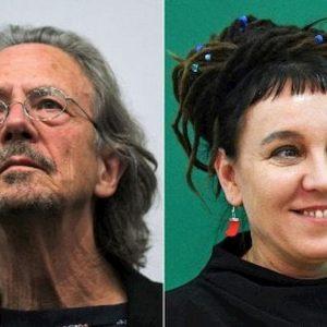 Nobel per la Letteratura 2018-19, doppio premio a Olga Tokarczuk e Peter Handke