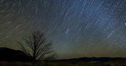 Pioggia di Orionidi, le stelle cadenti autunnali, fino al 23 ottobre
