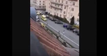 oslo ex poliziotto ruba ambulanza