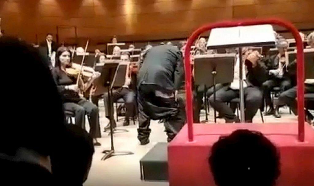 A Mihai Tang al Teatro Dal Verme