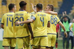 Parma Verona 0 1 gol Lazovic Serie A 10 giornata