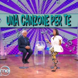 Vieni da Me, Peppino Di Capri intervistato da Caterina Balivo