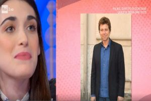 "Vieni da Me, Pilar Fogliati: ""Daniele Liotti bacia bene. Ho amato Claudio Gioè"""